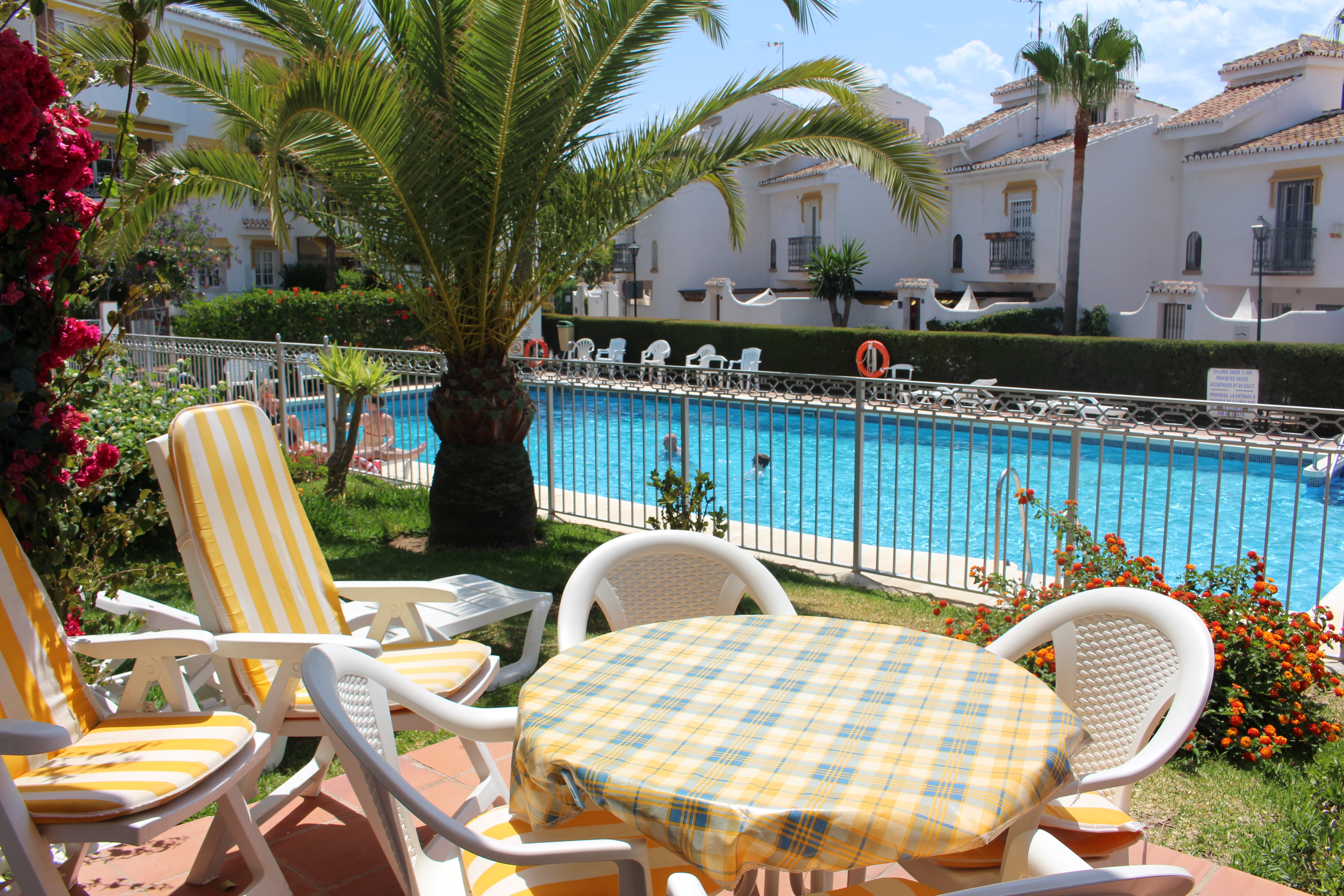 MP 1-5, Mijas Playa Club Ground Floor Apartment