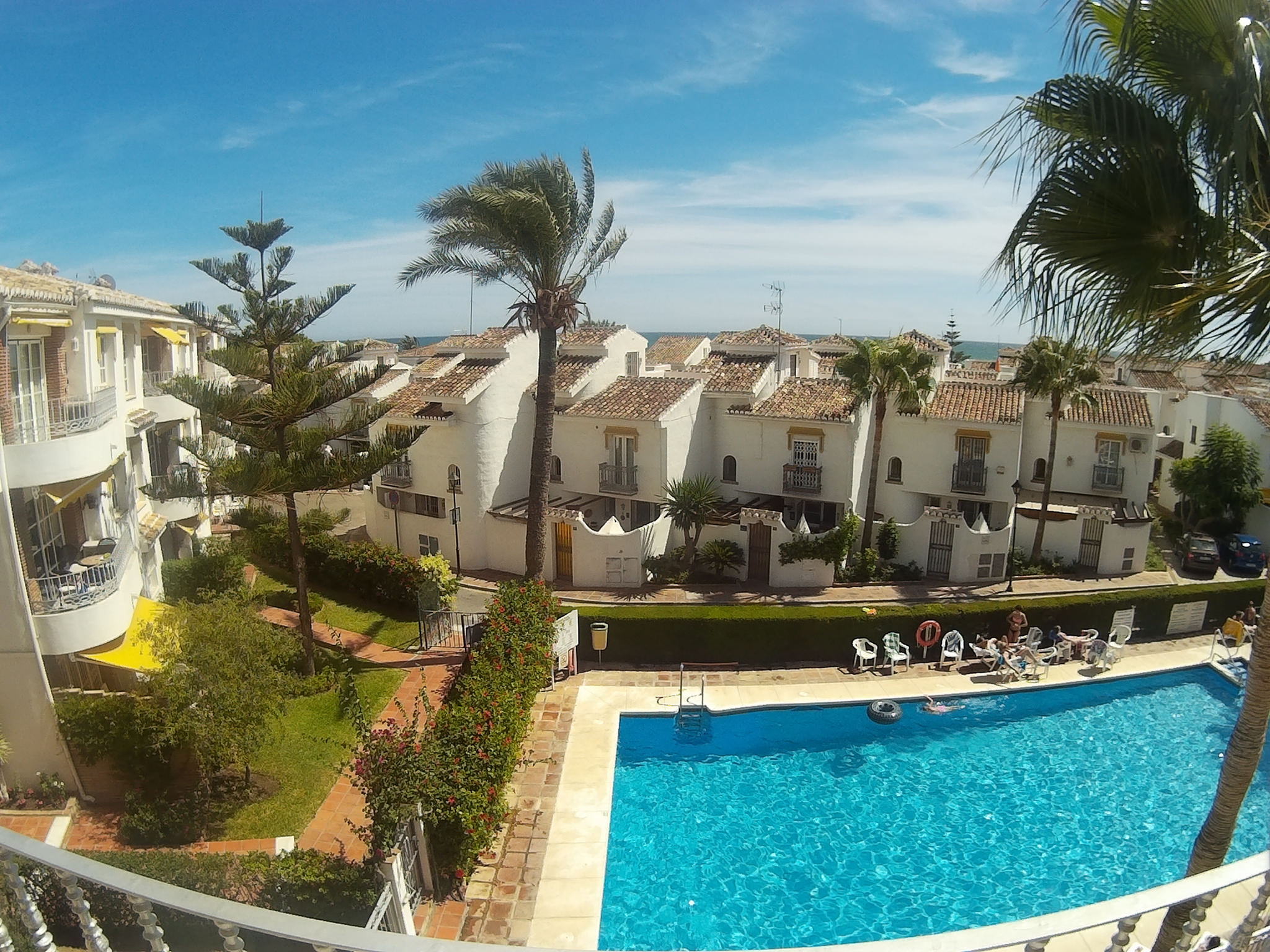 MP 3-5 Mijas Playa Club, Top Floor, 3 Bedroomed Apartment