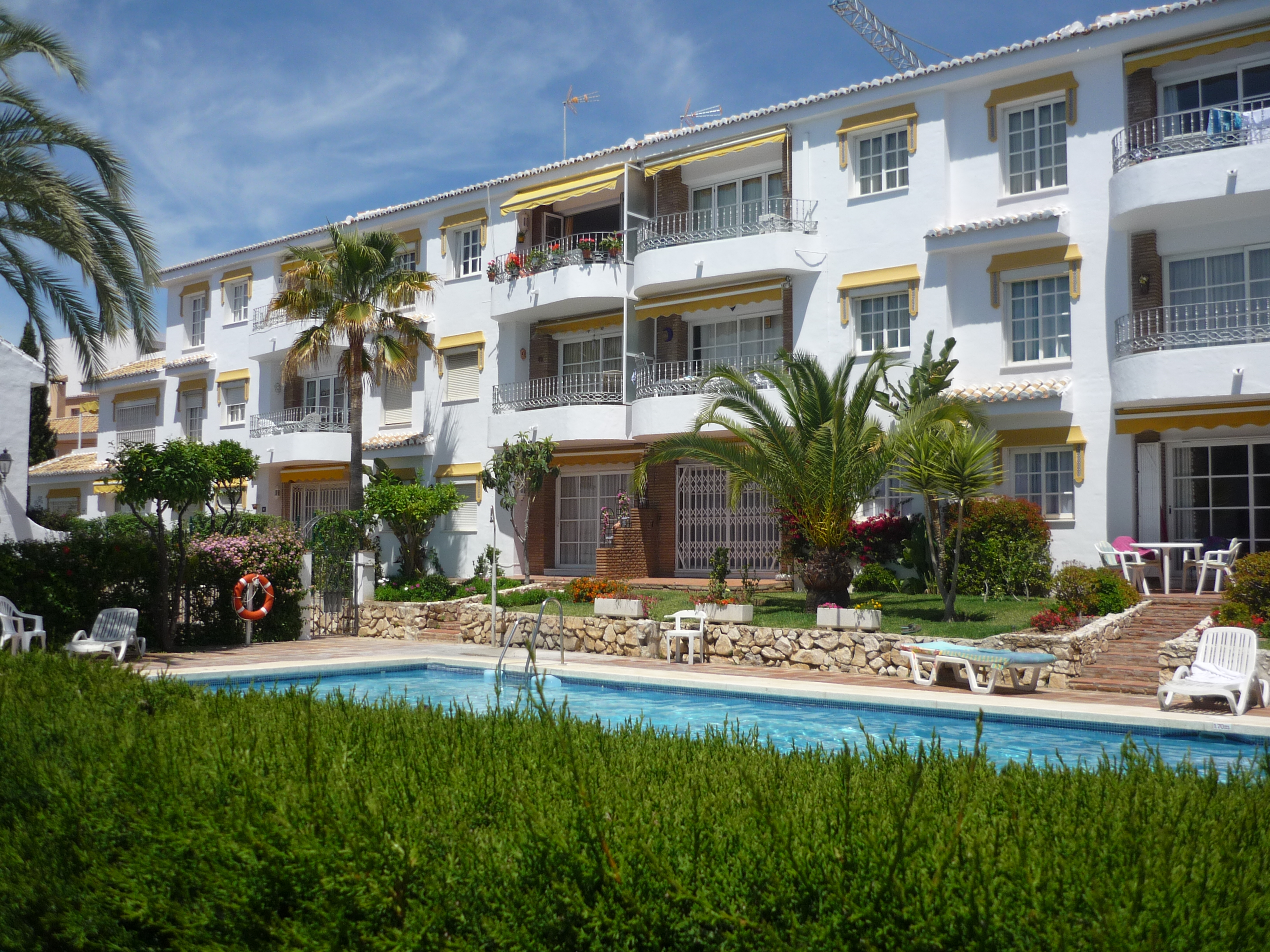 MP 3-2 Mijas Playa Club, Top Floor, 2 Bedroom Apartment