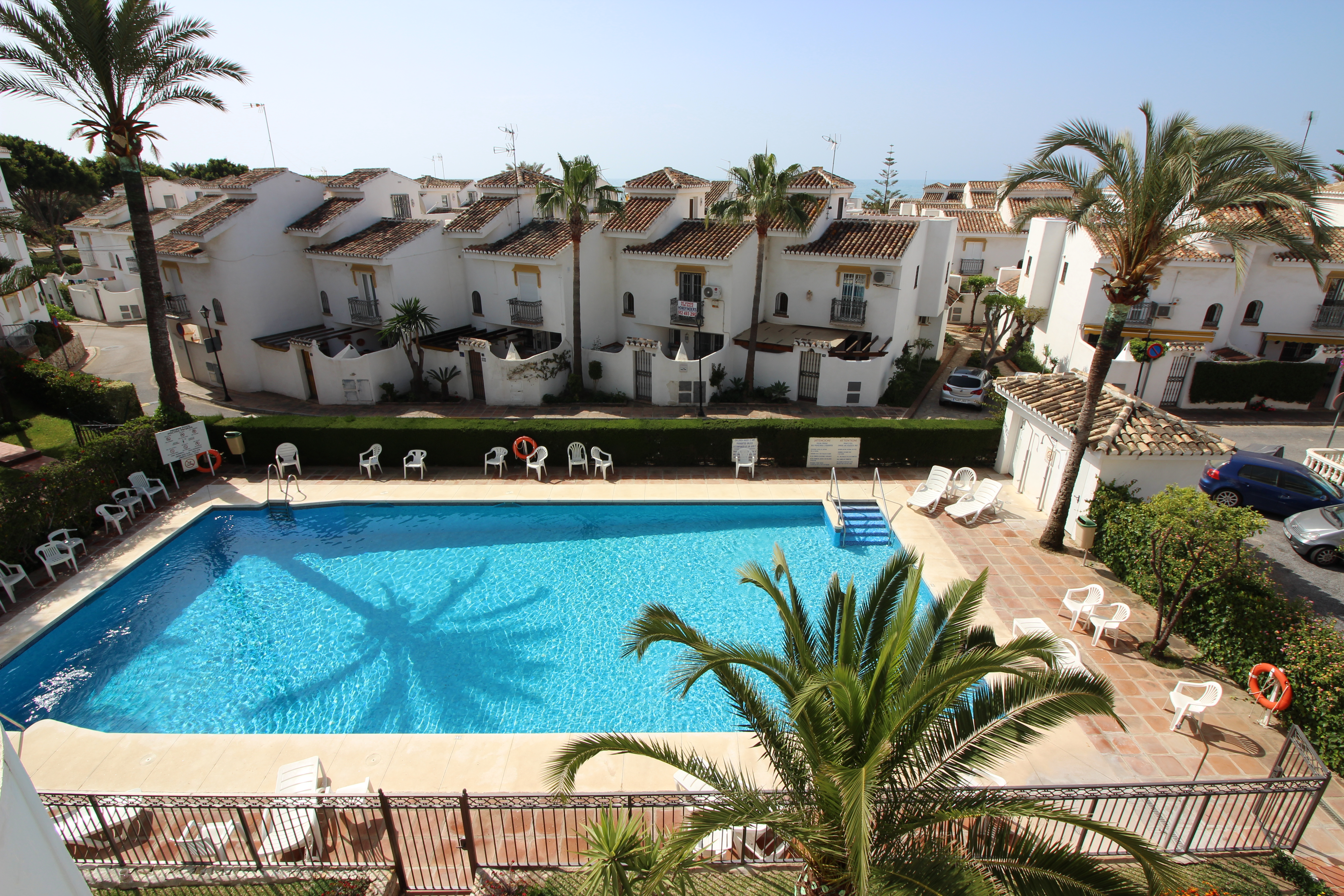 MP 3-3 Mijas Playa Club, Top Floor Apartment