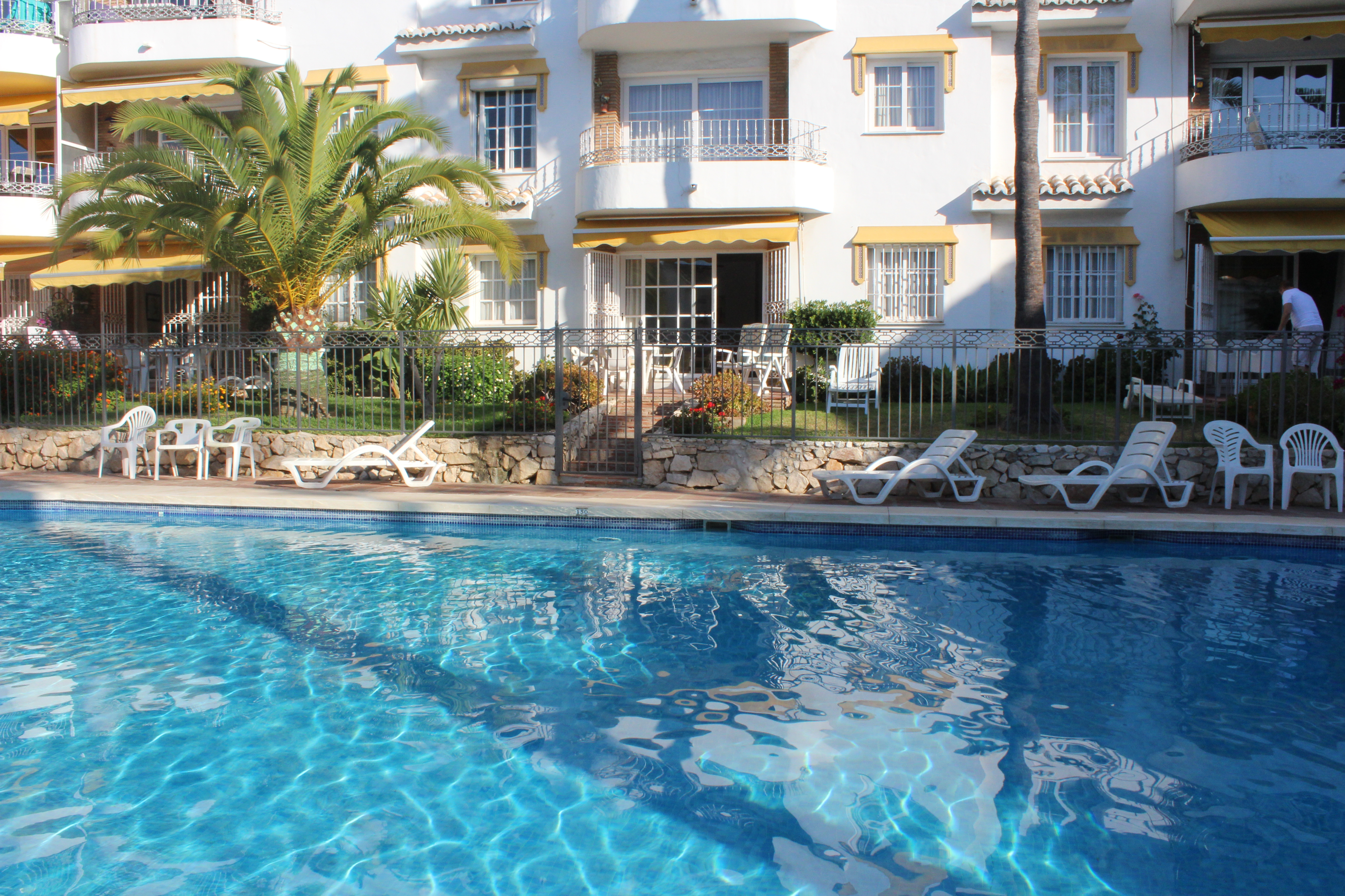 MP 1-6, Mijas Playa Club Ground Floor Apartment